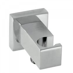 Support pour douchette avec prise d'eau murale Chromé - TRES 00618201 Support pour douchette avec prise d'eau murale Chromé - TR