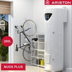 Chauffe-eau thermodynamique Nuos Plus - 200 Litres - ARISTON 3079052