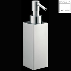 Distributeur de savon liquide QUATTRO - CRISTINA ONDYNA QU72751