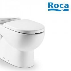 Cuvette de WC confort en porcelaine à évacuation duale Blanc MERIDIAN - ROCA A34224H000