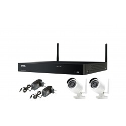 Kit Vidéo IP Wifi 2 Cameras - Urmet 1098/800