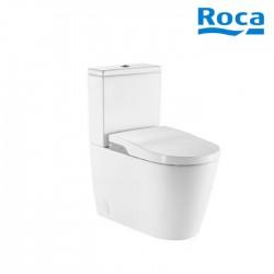 Toilette lavante IN WAHS au sol RIMLESS blanc IN WASH Inspira - ROCA A80306L001