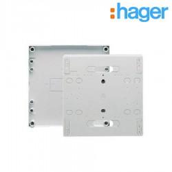 Bloc cde classe II p.55mm QF - COFFRET DISTRIBUTION  HAGER GA055N