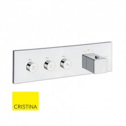facade-de-douche-horizontale-thermostatique-chromee-3-sorties-thermo-up-quadri-cristina-ondyna-xq71351