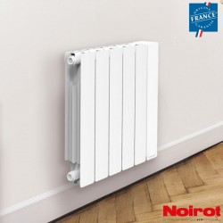 Radiateur Fluide NOIROT - Axane 1500W Horizontal Blanc 00S1025FDHV