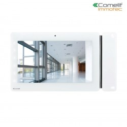 Moniteur vidéo maxi 2 fils - Comelit 6801W/BM