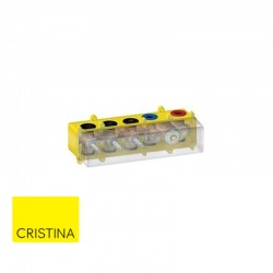 Box d'encastrement 3 sorties THERMO UP - CRISTINA ONDYNA CS81300
