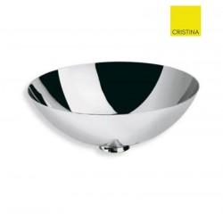 Vasque en inox à poser avec base d'appui  - Cristina Ondyna VX129