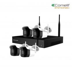 Kit visiophone Wi-Fi - Comelit WIKIT004S02NB
