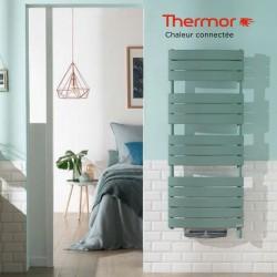 Sèche-serviettes soufflant THERMOR Riviera Digital - 1500W (500W+1000W) - 498251