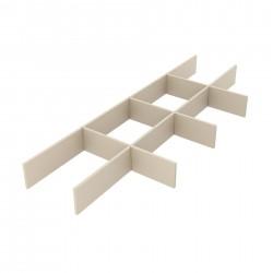Séparateur tiroir inférieur pour meubles 800 NOJA/ARENYS - SALGAR - 85230