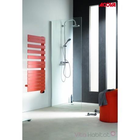 Sèche-serviette ACOVA - FASSANE Spa asymétrique électrique 1000W TFR100-055IFW