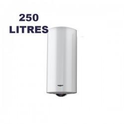 Chauffe-eau électrique vertical au sol 250 litres - HPC - ARISTON 3000683