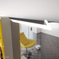 Applique luminaire Estoril - SALGAR 20728