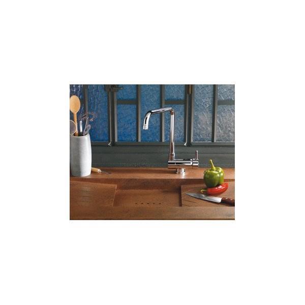 Mitigeur Cuisine rabattable sous fenêtre basculant CUCINA - CRISTINA ONDYNA  CU13651