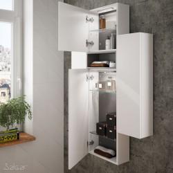 Module ALLIANCE 400 blanc brillant 400x800 - SALGAR 22824