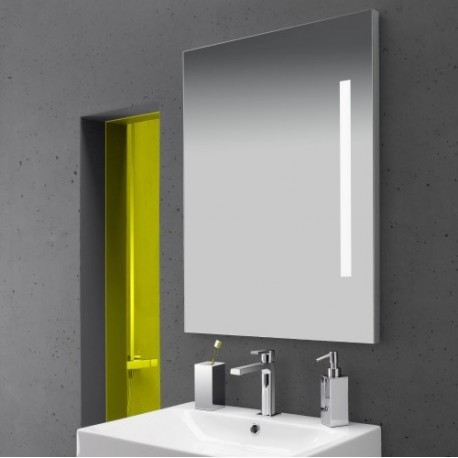 Miroir ECLAIRANT FLUORESCENT pour salle de bain - CRISTINA ONDYNA  MF8060