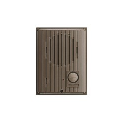 PLATINE 1 BP SAILLIE Accessoire portier individuel - Aiphone 110145