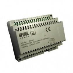 Interface pour 4 caméras vidéosurveillance ref 1083/69 - pour Kit Note Urmet