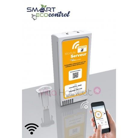 Module SERVEUR pour appareils  AIRELEC Smart ECOcontrol - A692663