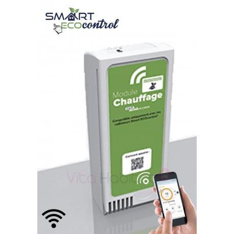 Module CHAUFFAGE pour appareils NOIROT Smart ECOcontrol - N9161AAFS