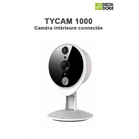 TYCAM 1000 - Caméra intérieure connectée Delta Dore 6417001