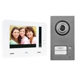 Kit Portier Video couleur tactile Mininote+ - URMET 1722/95