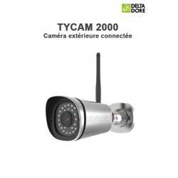 TYCAM 2000 - Caméra extérieure connectée Delta Dore 6417002