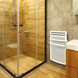 Sèche-serviettes rayonnant AIXANCE Bains intelligent - AIRELEC
