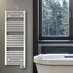 Sèche-serviettes électrique fluide NAPO 2 - APPLIMO