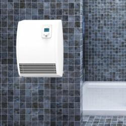 Chauffage soufflant de salle de bains HELIOS D 1000/2000W - NOIROT 00L1077FDEZ