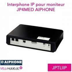 Interface IP pour moniteur JP4MED pour smartphones et tablettes-AIPHONE JPTLIIP - 130328