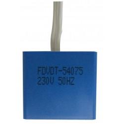 Filtre Transitoire Secteur - YOKIS FDVDT FDVDTYOKIS