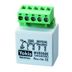 Micromodule Volet Roulant - YOKIS MVR500E MVR500EYOKIS