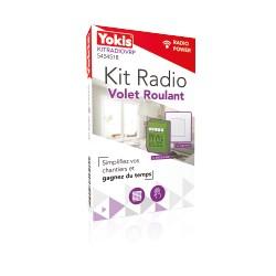 Kit radio volet roulant Power - YOKIS KITRADIOVRP