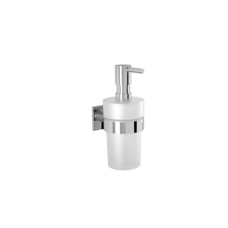 Dispensateur de savon TOKIO CARRÉ verre mat SALGAR 21175 21175SALGAR