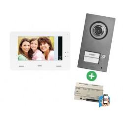 Kit portier video Mini Note + Callme - URMET 1722/958