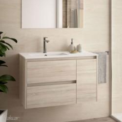 Salle de bain NOJA 855 CHÊNE CALÉDONIE - SALGAR 85056