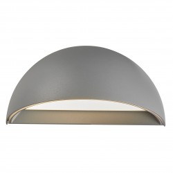 SMARTLIGHT ARCUSIP54 applique murale Aluminium-plastique Gris LED integrée 2700K - Nordlux 2019001010