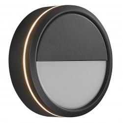 SMARTLIGHT AVA plafonnier Aluminium-plastique Noir LED integrée 2700K - Nordlux 2019016003