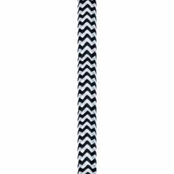 STOF CABLE 25M accessoire Textile Noir-Blanc  - Nordlux 73049913