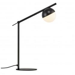 CONTINA lampe de table Verre et metal Noir G9  - Nordlux 2010985003