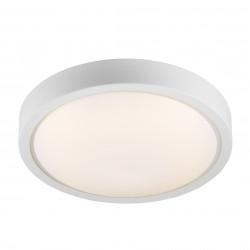 IP S9 plafonnier Métal et plastique Blanc LED integrée 3000K - Nordlux 78946001