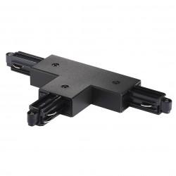 LINK T-CONNECTEUR DROIT accessoire Métal et plastique Noir   - Nordlux 86059903