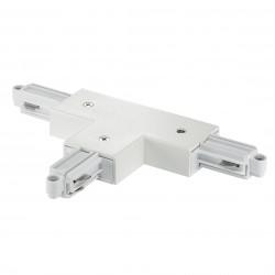 LINK T-CONNECTEUR GAUCHE accessoire Métal et plastique Blanc   - Nordlux 86069901