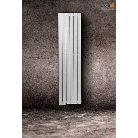 Radiateur LVI - TAMARI V - 1500W FLUIDE - Vertical (haut.1800) - 3634008