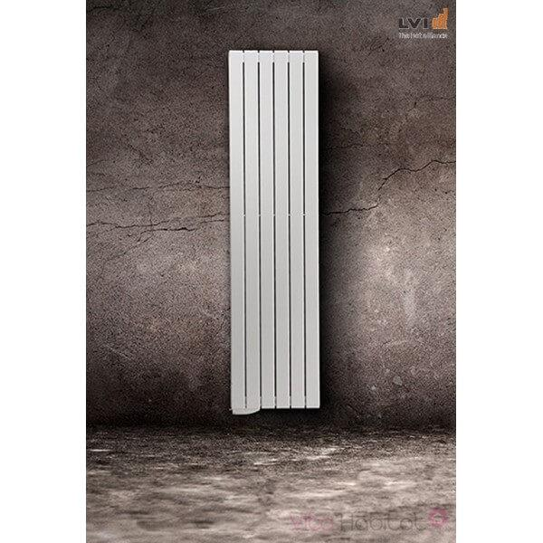 radiateur lvi tamari v 1500w fluide vertical 3634008 vi. Black Bedroom Furniture Sets. Home Design Ideas