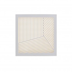 MAZE STRAIGHT applique murale Aluminium-Plastique Blanc LED integrée 3000K - Nordlux 46871001
