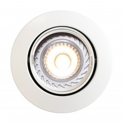 MIXIT PRO spot encastré Métal et plastique Blanc GU10  - Nordlux 71810101