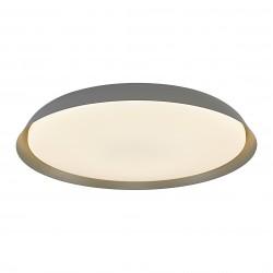 PISO plafonnier Métal et plastique Gris LED integrée 1300 Lumens 2200-2700K - Nordlux 2010756010